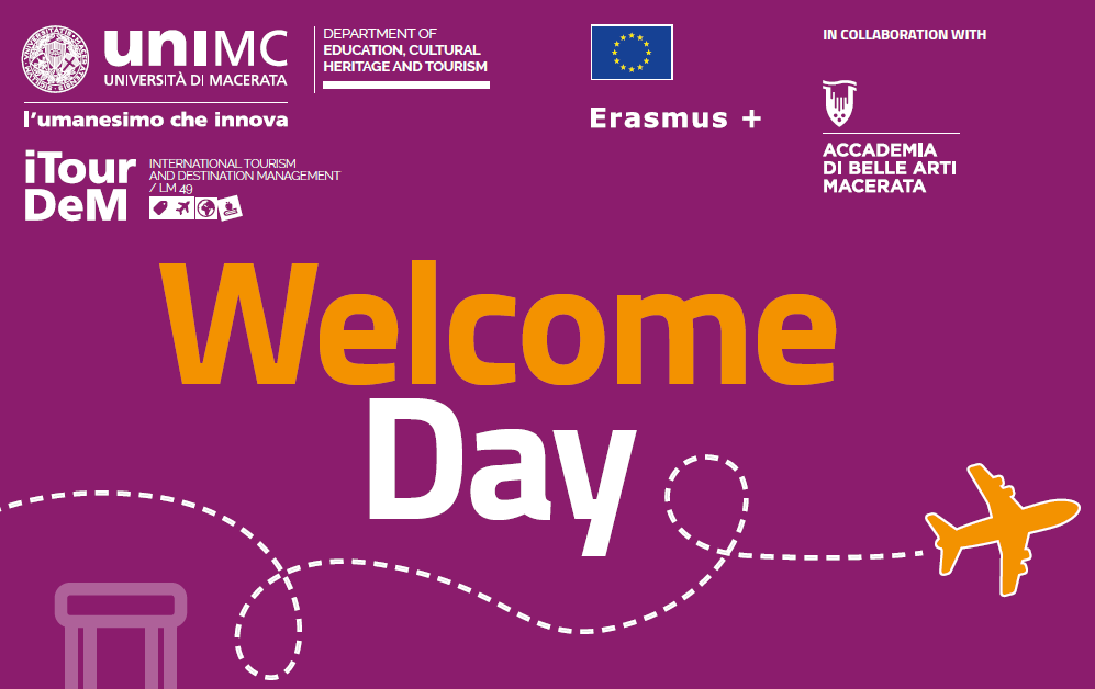 Welcome day 2018