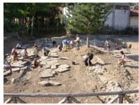 XVII Campagna di scavo archeologico a TIFERNUM MATAURENSE