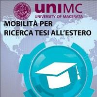 mobilità per ricerca tesi all'estero
