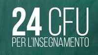 24 CFU per Insegnamento