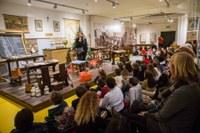 Letterine di Natale 2015 Museo della Scuola